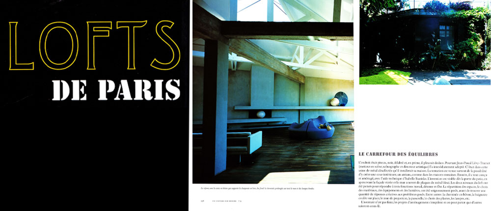 2001 - Lofts de Paris